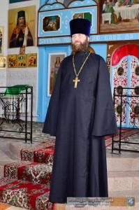 В настоящее время настоятелем церкви преподобного Симеона Столпника является протоиерей Георгий Евгеньевич Петровский