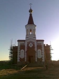 Церковь в с. Зембин Борисовского района
