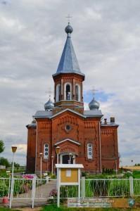 Современный вид церкви