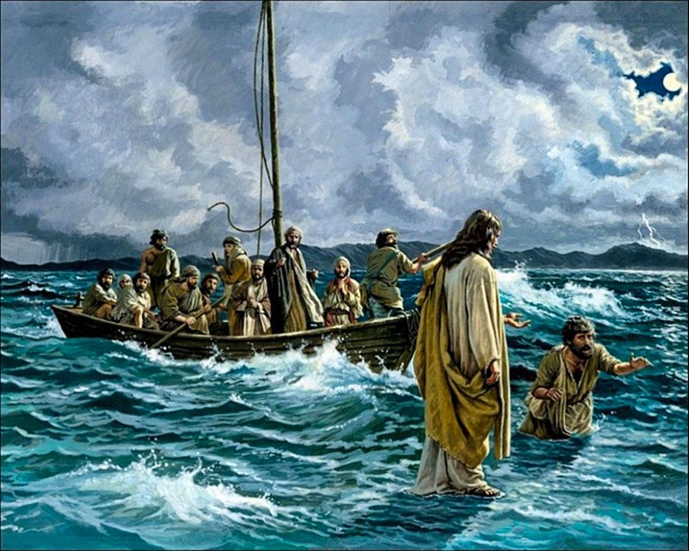 лодка христа